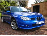 2006 Subaru Impreza 2.0R Manual Metallic Blue