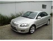 2L Toyota Avensis - 2007 - Excellent Condition