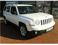 2011 JEEP PATRIOT 2.4 LTD CVT (A)