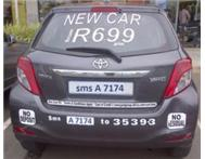 Drive the New Toyota Yaris from R699