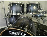 Mapex meridian maple 6 piece studio ease drum kit