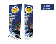 R6750...Pull up Banner | Letterhead | Website design