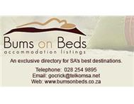 Bums On Beds Accommodation Listing in Business for Sale Western Cape Greyton - South Africa