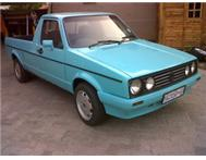 caddy bakkie( price for 2day only)