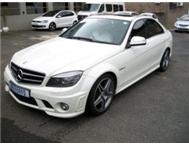 MERCEDES BENZ C-Class AMG C63 WITH SUNROOF!!