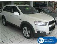 2011 CHEVROLET CAPTIVA 3.0 V6 LTZ AWD