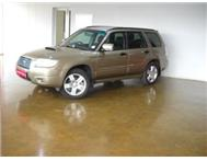 2009 Subaru FORESTER 2.5XT TURBO