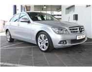 Mercedes Benz - C 220 CDi (125 kW) Classic Touchshift