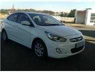 hyundai Accent 1.6 2012 Model A/t 1300KM