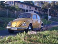 Original 1972 Beetle for R20000 ONCO