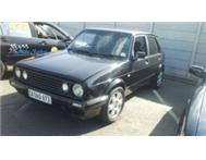 2007 VW CITI GOLF SPORT 1.8 LIMITED EDITION
