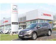 Honda - CR-V 2.2 i-DTEC Executive Auto