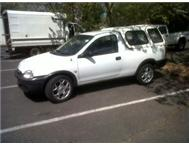 White Opel Corsa Bakkie for sale
