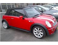 Mini Cooper S 1.6 Supercharged Engine Soft Top Convertible