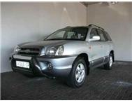 2005 HYUNDAI SANTA FE 2.7 AT