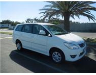 2011 TOYOTA INNOVA 2.7 VVTi 8 SEATER 5 SPEED MANUAL