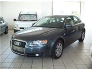 AUDI A4 1.8T MULTITRONIC 118648kms