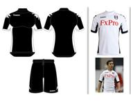 2012 Kappa THOR Team Kit - Black Wh...
