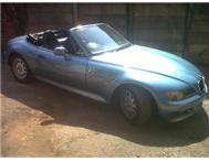 2002 BMW Z3 Auto Convertible ( low... Central