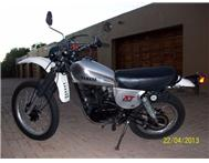 Yamaha XT 500 (Collectors Item)