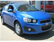 Chevrolet - Sonic 1.3D LS Hatch 5 Door