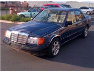 Immaculate Mercedes-Benz 200E W124 (v-boot) FOR SALE