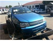 FIAT PALIO GO ii STRIPPING FOR SPARES
