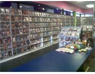 DVD SHOP CONTENTS FOR SALE URGENT SALE WESTERN CAPE