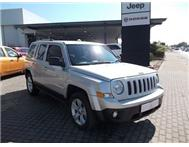 2012 Jeep Patriot 2.4 CVT