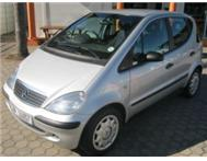 MERCEDES BENZ A 160 MAN 67000KM!!
