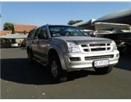 2004 Isuzu KB250 !!GO BIG!!! Double Cab Turbo Diesel