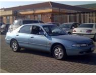 MAZDA 626 5 SPEED MANUAL P/S A/C IMMACULATE CONDITION BARGAIN R3