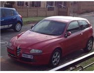 Alfa Romeo 147 Tspark for Sale