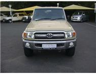 Toyota - Land Cruiser 70 4.2 Diesel Station Wagon