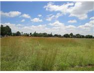 Vacant land / plot for sale in Vaalpark