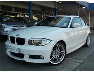 2012 BMW 1 SERIES 125 COUPE