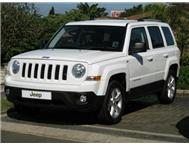 2012 JEEP PATRIOT 2.4L LTD A