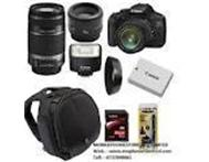 Canon EOS 550D Digital SLR Camera w/ EF-S 18-135mm f/3.5-5.6 IS Port Elizabeth