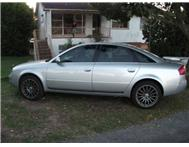 Audi A6 Quattro 2.7Bi-turbo 2000 - to Swop for 4x4