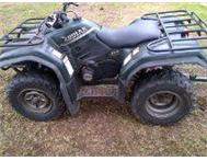 Yamaha Kodiak Automatic 4x4 Quad