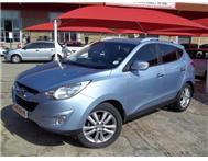 2012 HYUNDAI IX35 2.0 GLS/EXECUTIVE A/T