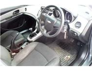 Chevrolet Cruze 1.6LS Manual Klerksdorp