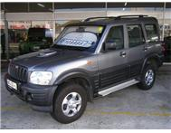 2009 Mahindra Scorpio 2.6 Turbo 4x4 in excellent condition