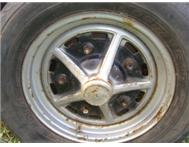 WANTED VW BEETLE ROSTYLE RIMS