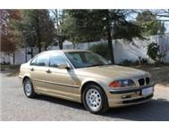 2000 BMW 318i E46 Steptronic Champagne
