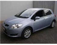 2009 TOYOTA AURIS 160 RS A/T