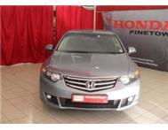 Honda Accord 2.4 Executive Auto