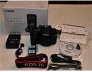 Canon EOS 7D 18-135mm IS Lens Kit For Sale