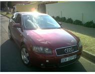 A3 2TDi Sport (6 Speed Manual!) Diepsloot