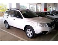 BARGAIN! NEW SHAPE SUBARU 2.5X FORESTER!!!